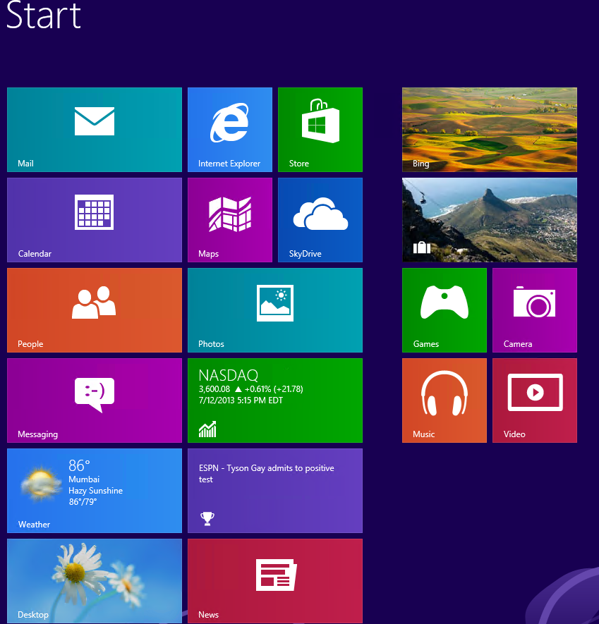 how to use powershell windows 8